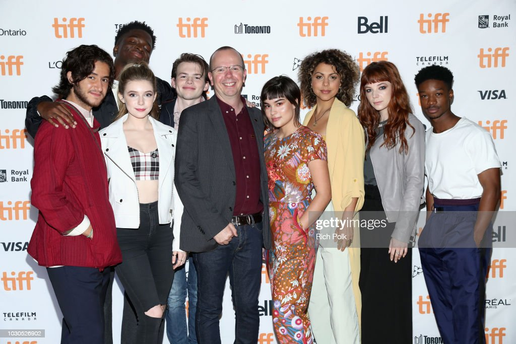 CAN: Col Needham Hosts The 2018 Rising Stars - Power Break Lunch At The 2018 Toronto International Film Festival