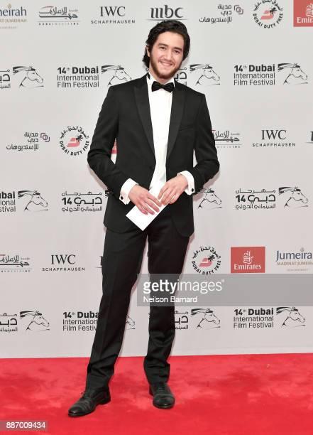 Ahmed Malik attends the Opening Night Gala of the 14th annual Dubai International Film Festival held at the Madinat Jumeriah Complex on December 6...