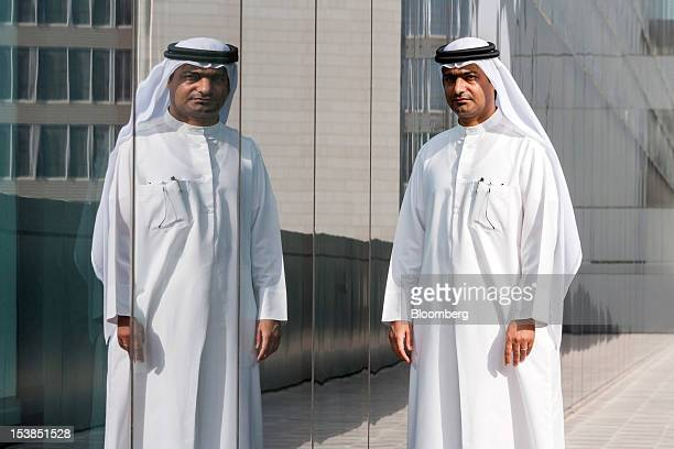 Ahmed Mansoor a Dubaibased blogger and activist poses for a photograph in Dubai United Arab Emirates on Tuesday Sept 25 2012 The spyware that...