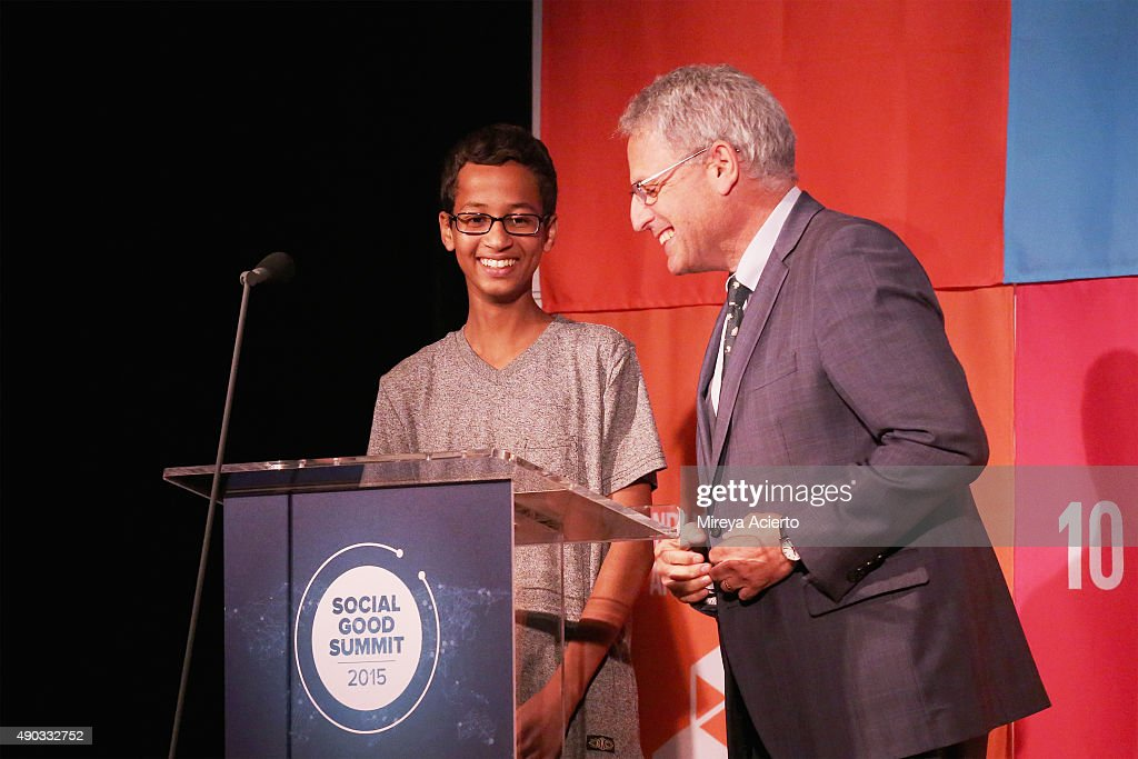 2015 Social Good Summit - Day 1 : News Photo