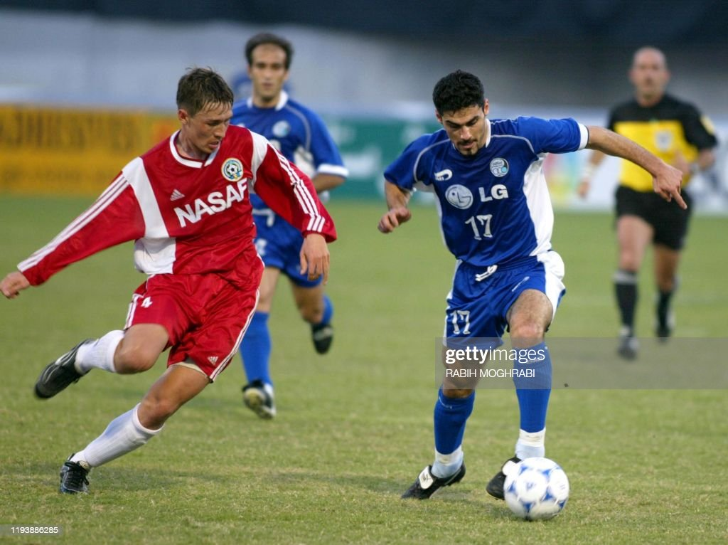 SOCCER-IRAN-UZBEKISTAN : News Photo