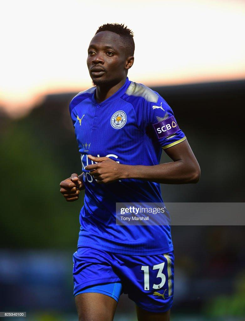 Burton Albion v Leicester City - Pre-Season Friendly : News Photo