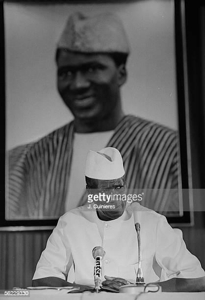 Ahmed Sekou Toure president of Republic of Guinea JAC1173229