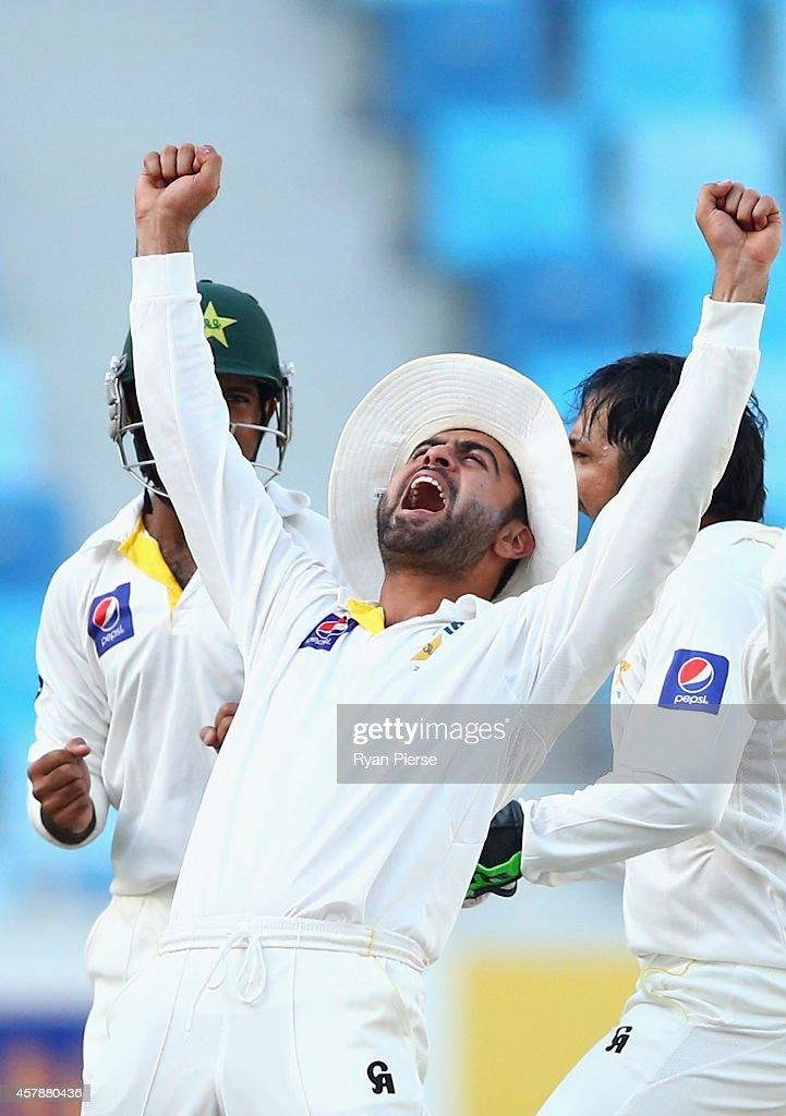 Pakistan v Australia - 1st Test Day Five