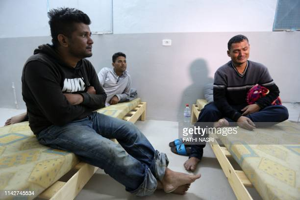 Ahmed Sijur a citizen from the Sylhet region of Bangladesh and a survivor of a boat carrying migrants that sunk in the Mediterranean during the night...