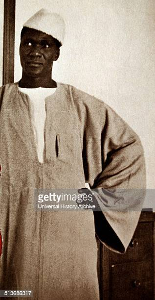 Ahmed Sékou Touré Guinean political leader head of the PDG first President of Guinea serving from 1958 to his death in 1984