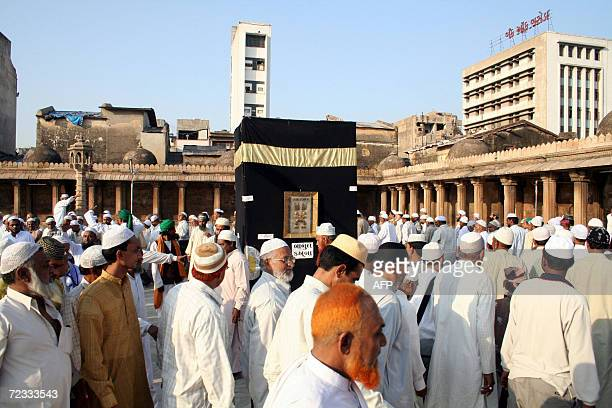kaba sharif stock photos and pictures getty images