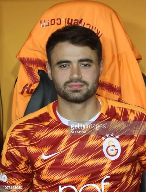 Ahmet Calik of Galatasaray