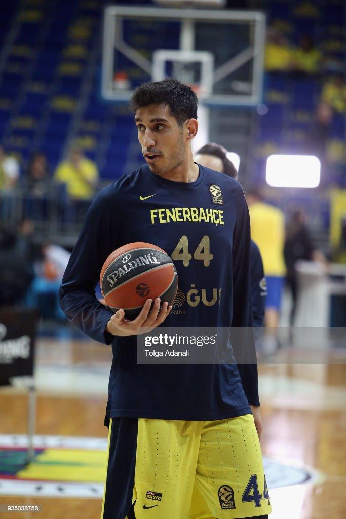 Fenerbahce Dogus istanbul v Maccabi Fox Tel Aviv - Turkish Airlines EuroLeague