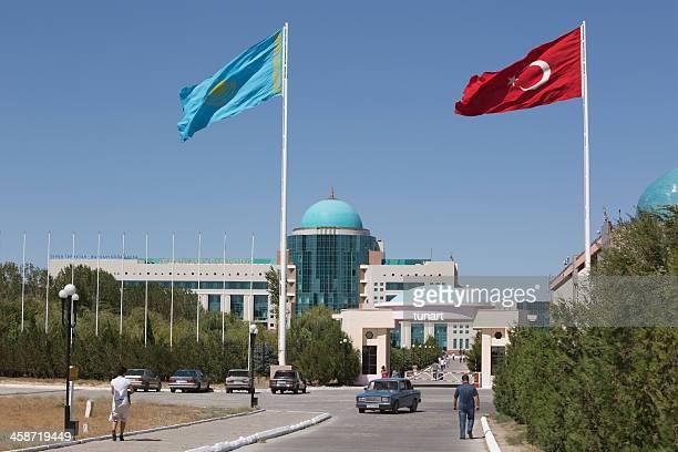 Ahmet Yesevi University in Turkistan, Kazakhstan