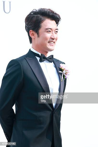 Ahn Jae Wook get married on 1th June 2015 in Seoul South Korea