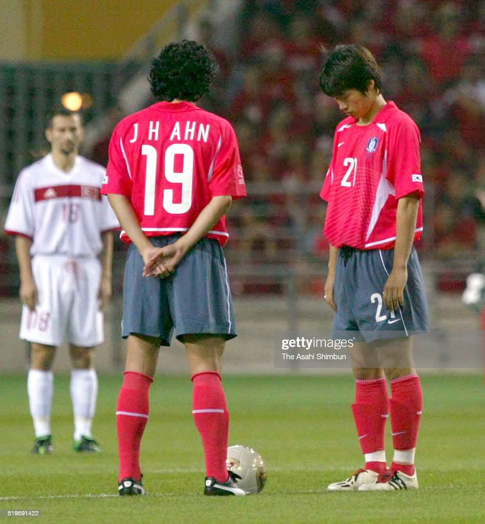 South Korea v Turkey - FIFA World Cup Korea/Japan Thrid Place Play-Off : News Photo