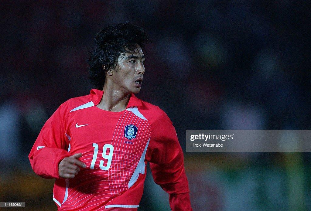 Japan v South Korea - East Asian Football Championship : News Photo