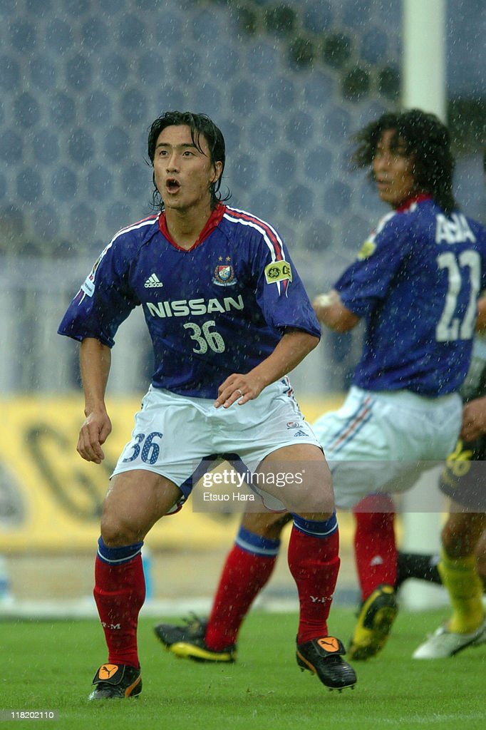 Yokohama F. Marinos v Kashiwa Reysol - J.League 2004 : ニュース写真