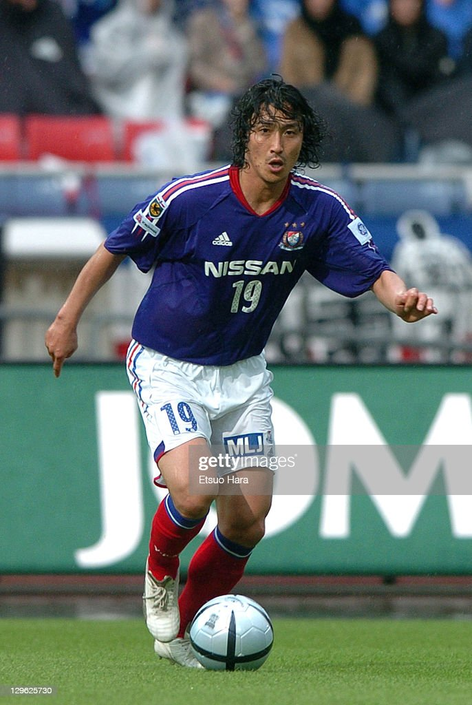 Yokohama F. Marinos v Urawa Red Diamonds - J.League 2005 : Nachrichtenfoto