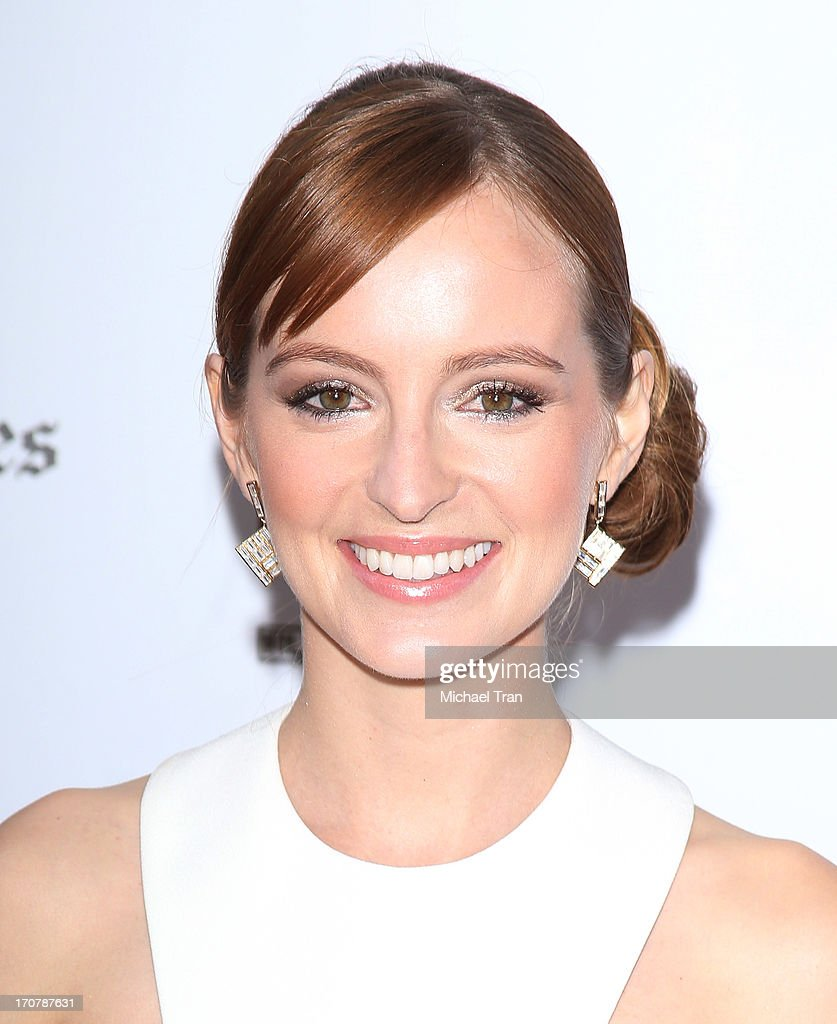 Ahna O'Reilly arrives at the 2013 Los Angeles Film Festival 'Fruitvale Station' premiere held at Regal Cinemas L.A. LIVE Stadium 14 on June 17, 2013 in Los Angeles, California.
