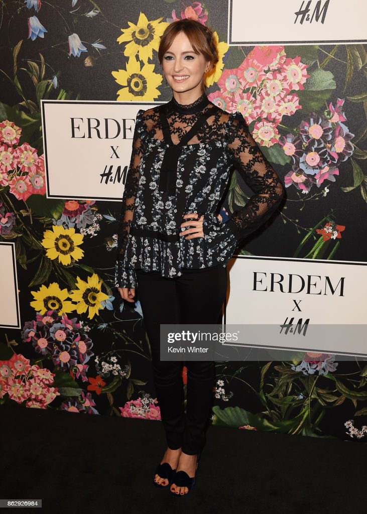 H&M x ERDEM Runway Show & Party - Arrivals