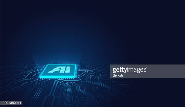 ai chipset - ai stock pictures, royalty-free photos & images