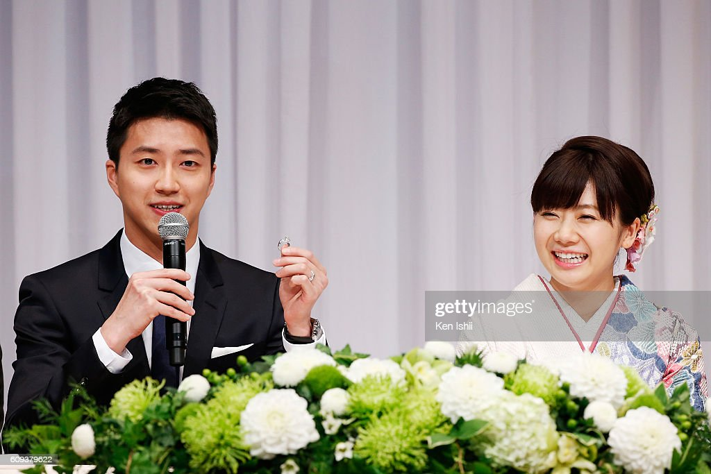 Ai Fukuhara Press Conference