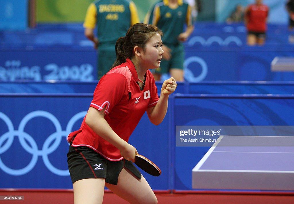 Olympics Day 5 - Table Tennis : News Photo