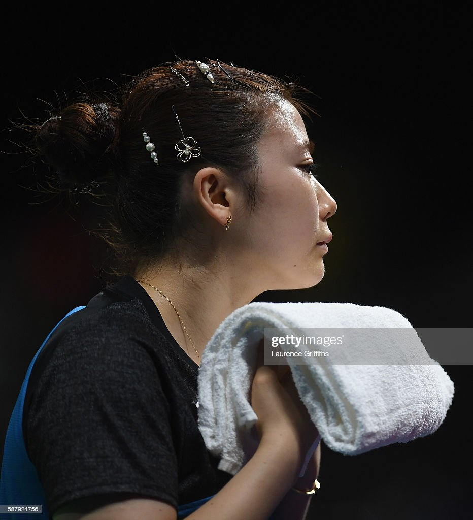 Table Tennis - Olympics: Day 5 : News Photo