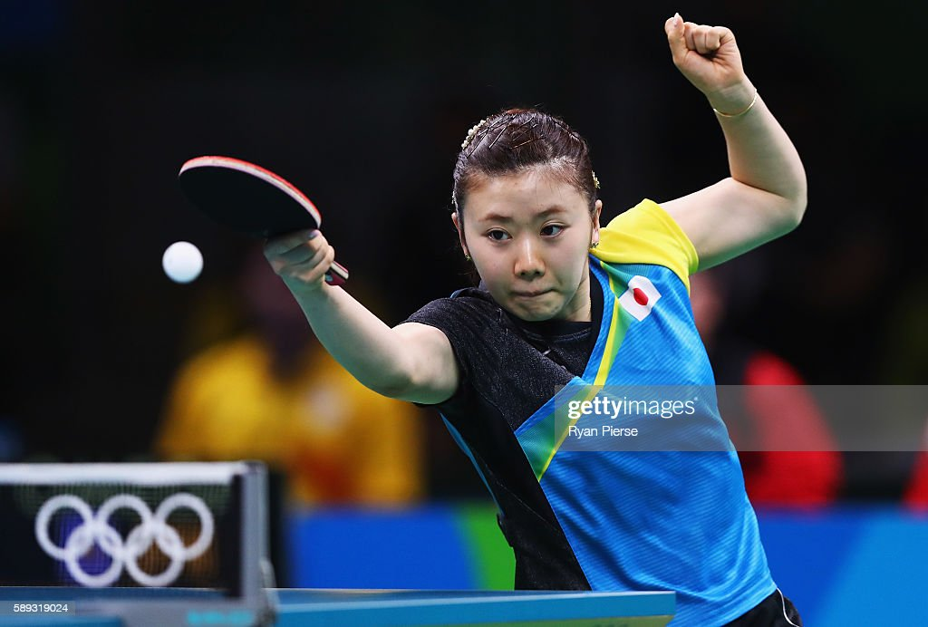 Table Tennis - Olympics: Day 8 : News Photo
