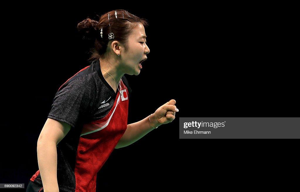 Table Tennis - Olympics: Day 11 : ニュース写真