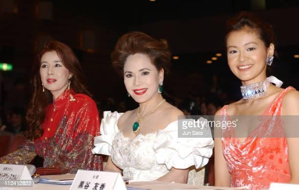 Ai Kanzaki Ratna Sari Dewi Sukarno and Tomoka Kurotani