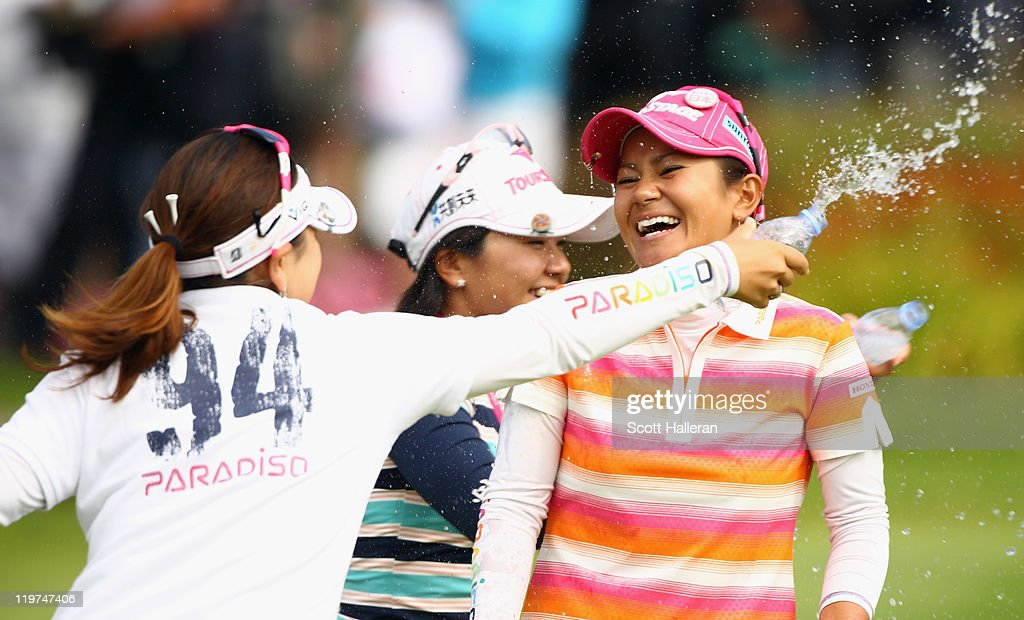 Evian Masters - Day Four : News Photo