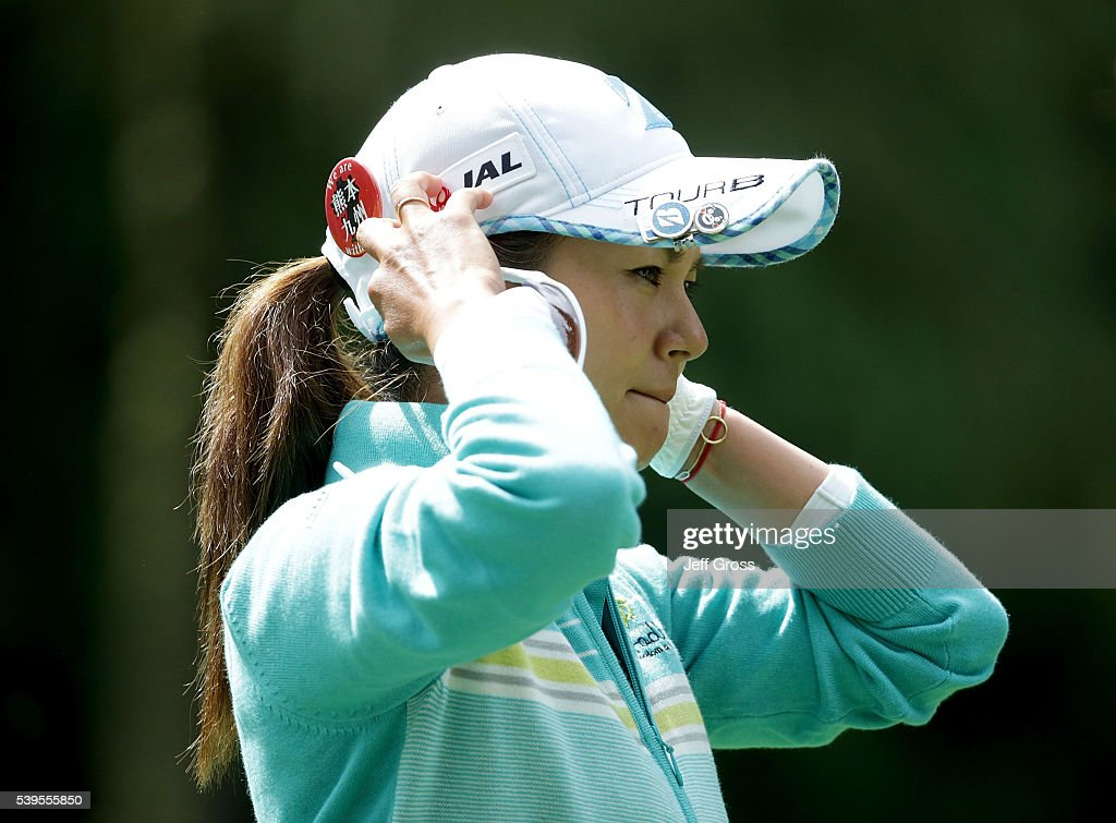 全米女子プロゴルフ選手権でも、67の好スコアを!