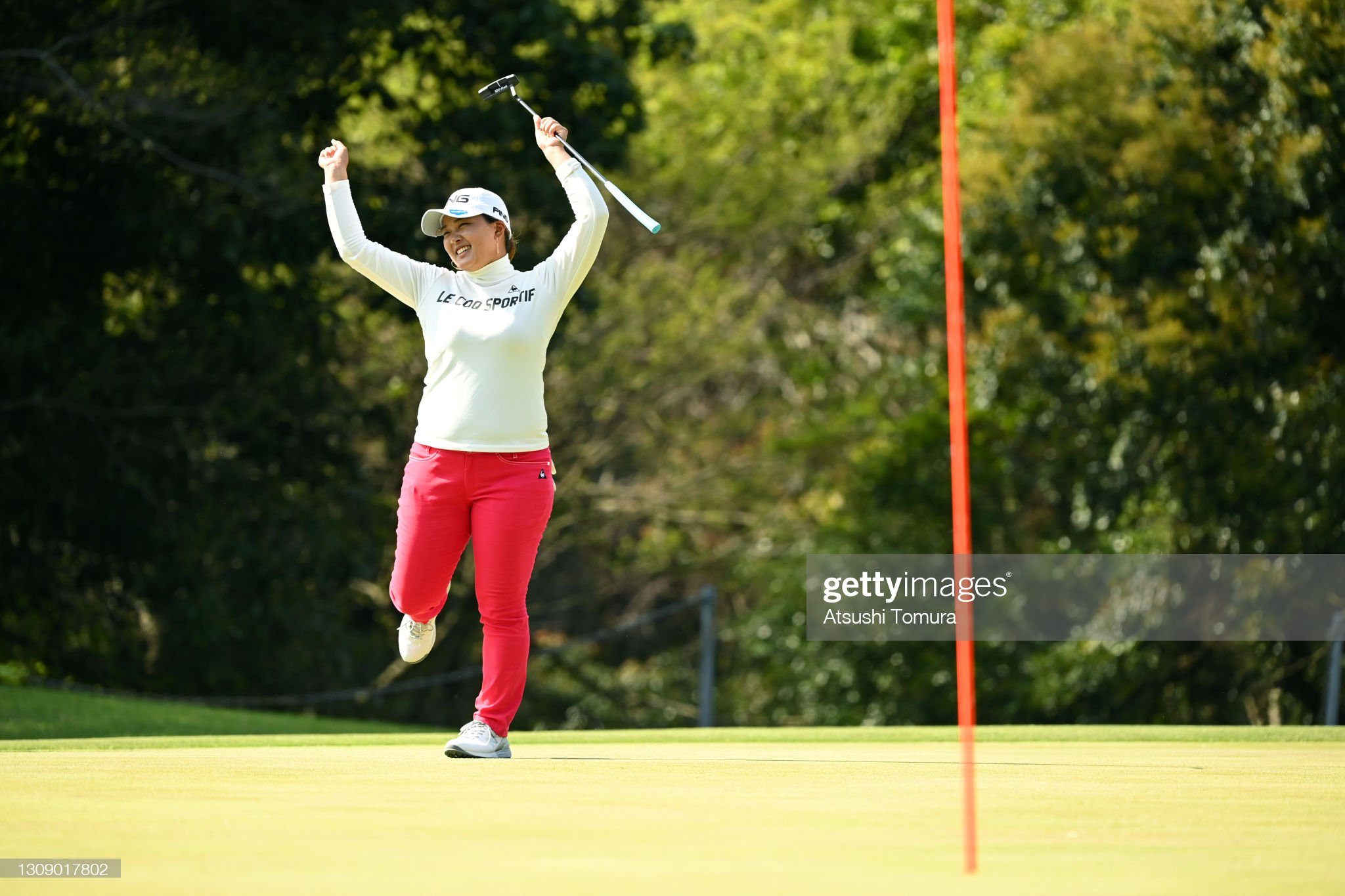 https://media.gettyimages.com/photos/ai-suzuki-of-japan-celebrates-on-the-15th-green-during-the-proam-of-picture-id1309017802?s=2048x2048