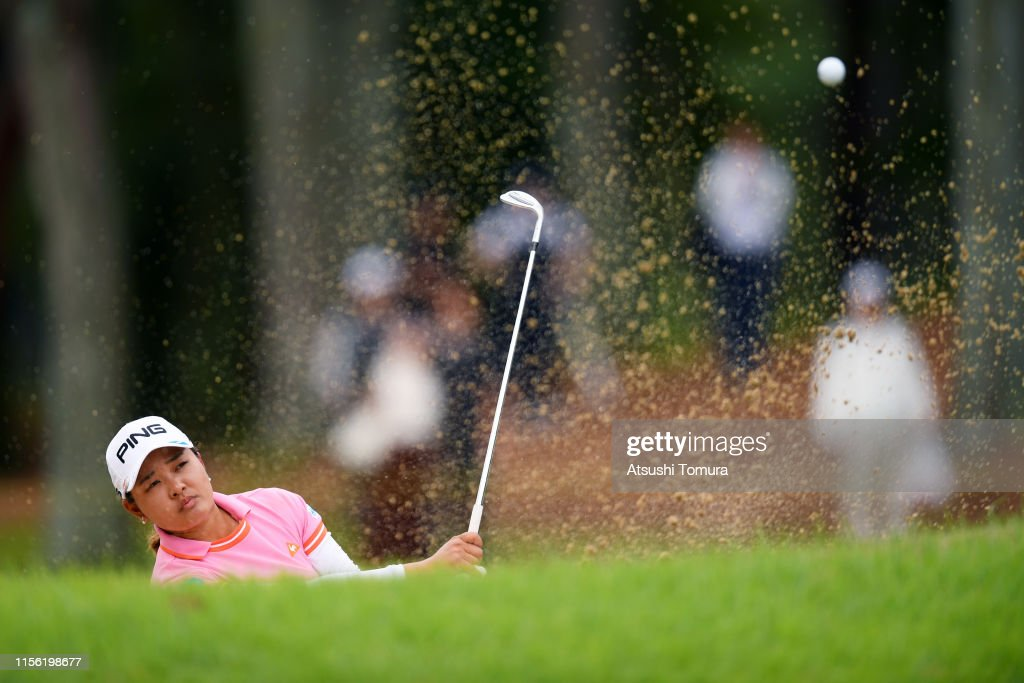 Ai Miyazato Suntory Ladies Open - Final Round : News Photo