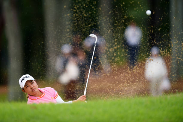 JPN: Ai Miyazato Suntory Ladies Open - Final Round