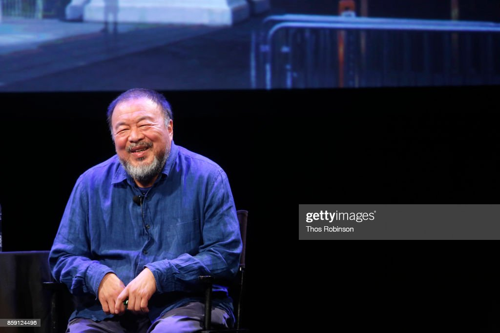 The 2017 New Yorker Festival - Ai Weiwei Talks With The New Yorker's Evan Osnos