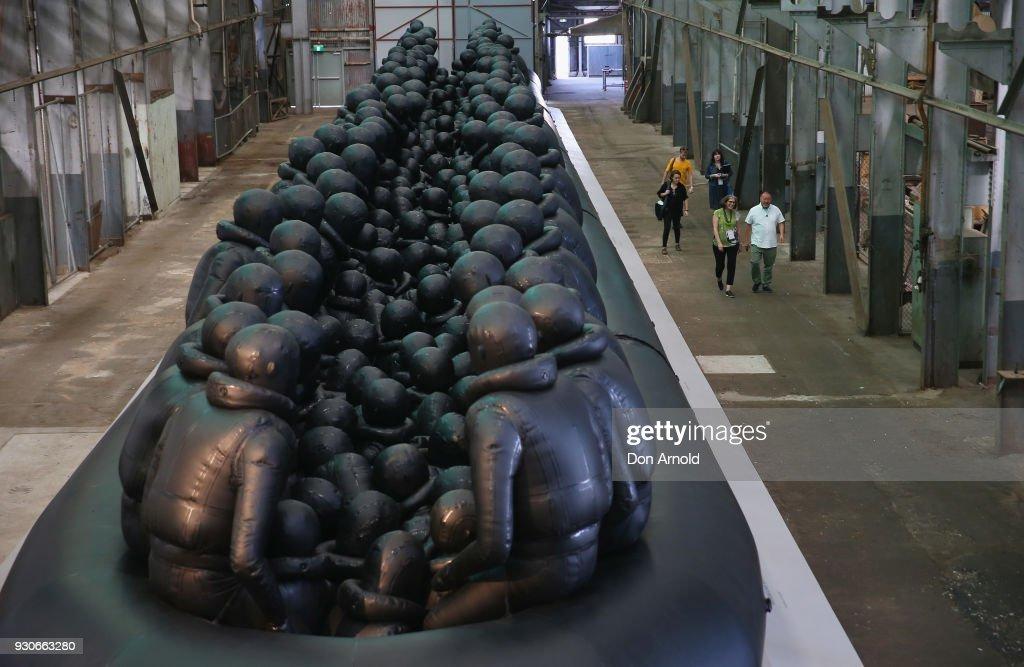 Sneak Peek At Australia's Largest Visual Arts Event