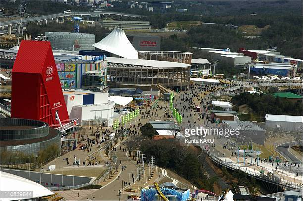Aichi Expo 2005 Opens To The Public In Aichi, Japan On March 25, 2005 - .