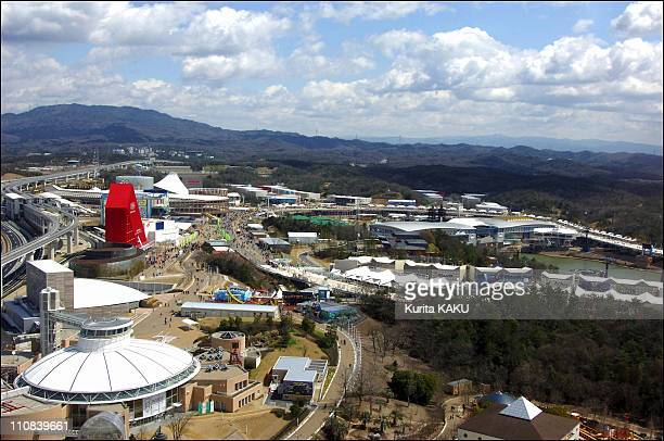 Aichi Expo 2005 Opens To The Public In Aichi Japan On March 25 2005