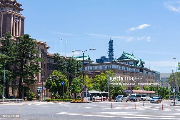 aichi prefectural office main building - 名古屋 ストックフォトと画像