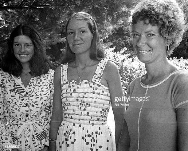 JUL 17 1974 AUG 20 1974 AUG 21 1974 Aid Central City Opera House Association House Association include from left Mrs Adolph Coors IV Mrs Terry...