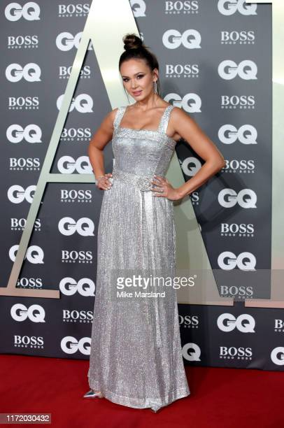 Aida Garifullina attends the GQ Men Of The Year Awards 2019 at Tate Modern on September 03 2019 in London England