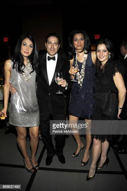 Aida Khoursheed Abdi Mahamedi Babi Ahluwalia and Beth Shapiro attend NEW YORKERS FOR CHILDREN Sixth Annual Spring Dinner Dance 'New Year's in April A...