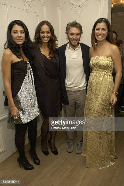 Aida Khoursheed Guests and Renata Martins attend Grand Opening of Jay Ahr at 801 Madison Ave on October 15 2008 in New York City