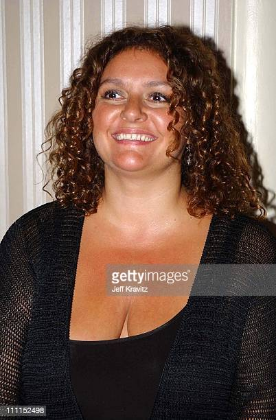 Aida Turturro during PETA Event at Waldorf Astoria in New York City New York United States