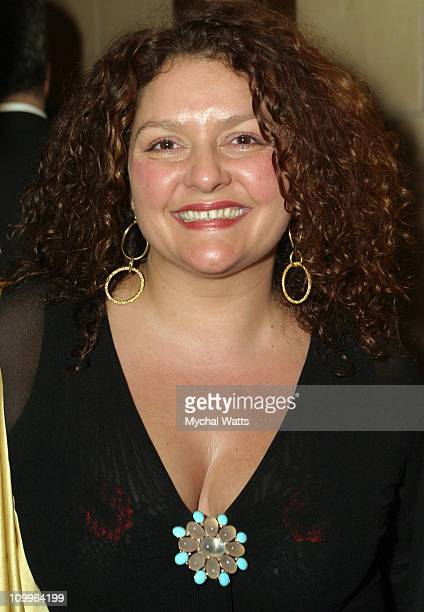 Aida Turturro of The Sopranos during Jewelry Information Center Recognizes Five at the 3rd Annual Gem Awards Gala at Cipriani 42nd St in New York...