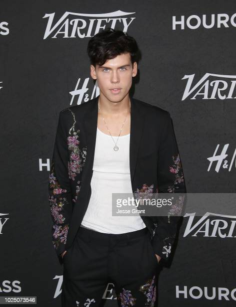 Aidan Alexander attends Variety's Power of Young Hollywood event at the Sunset Tower Hotel on August 28 2018 in West Hollywood California