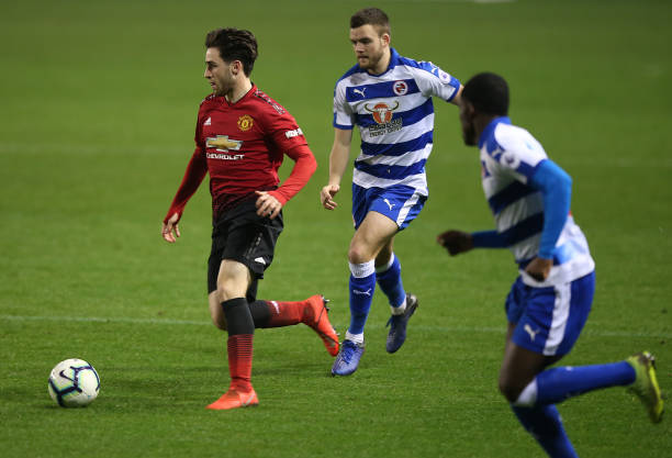 GBR: Manchester United v Reading: Premier League International Cup