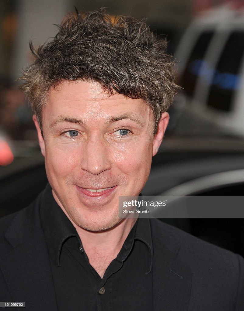 Aidan Gillen arrives at the HBO's 'Game Of Thrones' Season 3 - Los Angeles Premiere at the TCL Chinese Theatre on March 18, 2013 in Hollywood, California.