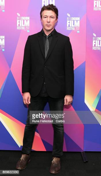 Aidan Gillen attends Pickups premiere at BFI Southbank on October 8 2017 in London England