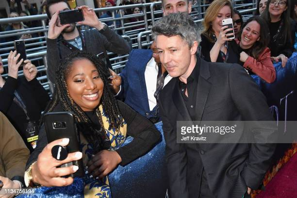 Aidan Gillen attends the Game Of Thrones Season 8 NY Premiere on April 3 2019 in New York City