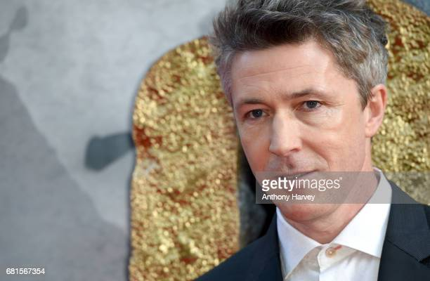 Aidan Gillen attends the 'King Arthur Legend of the Sword' European premiere at Cineworld Empire on May 10 2017 in London United Kingdom